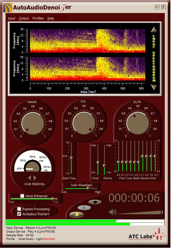 free noise removal software